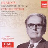 Otto Klemperer's recording of the German Requiem