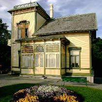 Troldhaugen, Grieg's mountain home