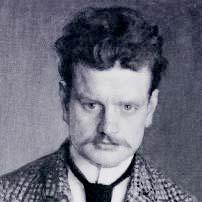 A young Jean Sibelius