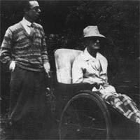 Frederick Delius and Eric Fenby