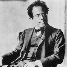 Gustav Mahler in the prime of his life