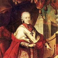 Archbishop Colloredo - Mozart hated him!