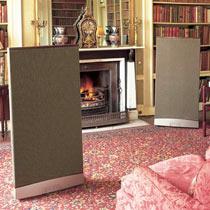 Quad ESL989 high end stereo speakers