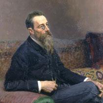 Russian composers: Nikolai Rimsky-Korsakov