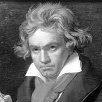 a biography and life work of ludwig van beethoven historys greatest composer Ludwig van beethoven was a german composer and toward the end of his life, beethoven's friends competed in their ludwig van veethoven: short biography.