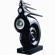 Nautilus high end stereo speakers