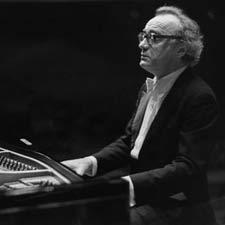 Pianist Alfred Brendel