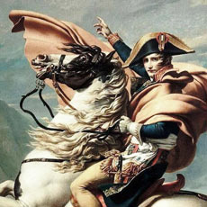 Napoleon Buonaparte, an influence on Beethoven's heroic and revolutionary music