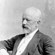 who influenced tchaikovsky