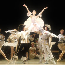 Tchaikovsky Sleeping Beauty ballet & suite