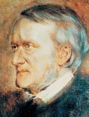 Richard Wagner, probably thinking about how he can make the Ring Cycle even bigger and more complex