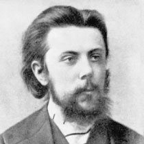 Russian composers: Modest Mussorgsky