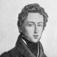 A Drawing of Chopin
