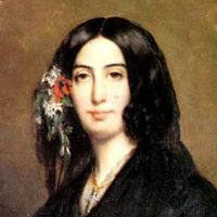 George Sand, Chopin's lover