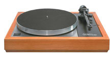 A Linn Sondek is a great record deck to convert from LP to MP3