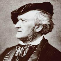 A Picture of Richard Wagner
