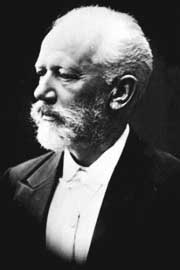 Peter Tchaikovsky, probably thinking about some music