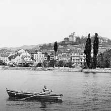 Clarens in Switzerland, where the Tchaikovsky violin concerto was written